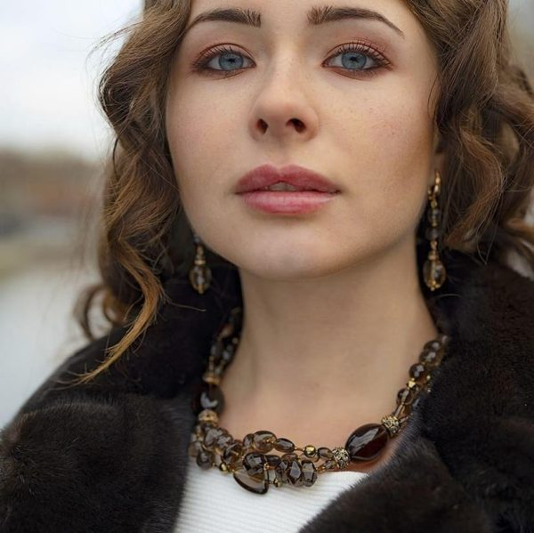 "Сложное ""Эмбер"" Diana Savitskaya"