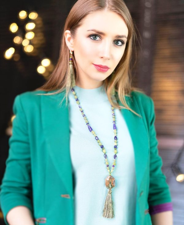 "Сотуар ""Green Dream"" Diana Savitskaya by Anna Gvozd"